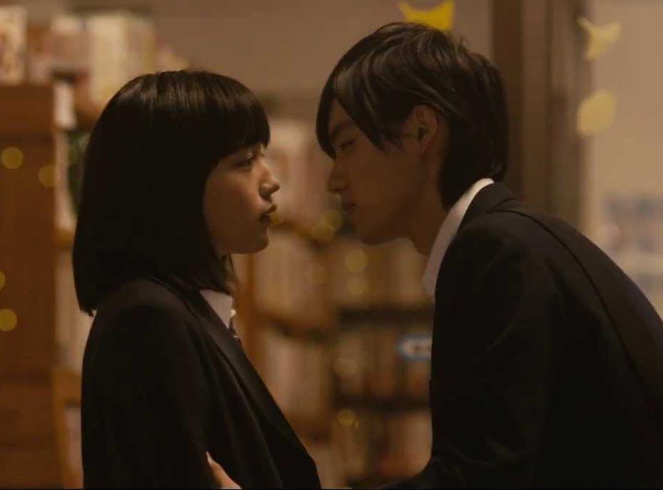 ヤバいが止まらない福士蒼汰と川口春奈のキスシーン動画とファンの声