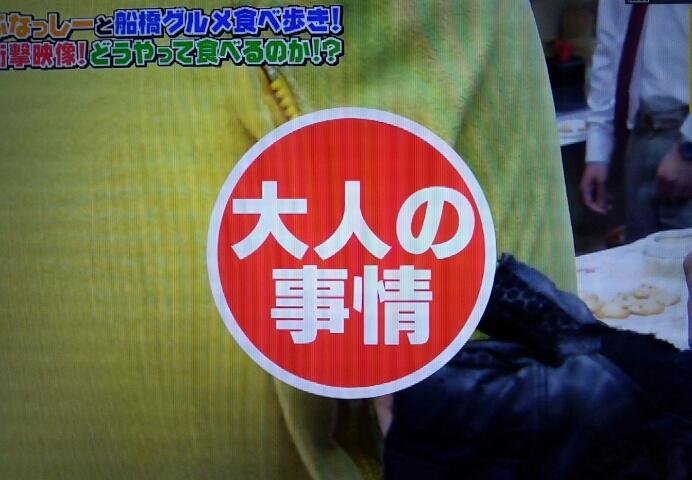 千葉県の非公式キャラクター『ふなっしー』がグルメロケで 食レポをする姿。 イリュージョン。。 いわゆるふなっしーの中の人に食べさせるために ふなっしーの後ろ側のファスナーを開けて、 食べ物を食べることを言います。