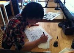 あるマンガ家志望の若者の挫折と苦悩が身を結ぶ時、みんなが知っている漫画が誕生!