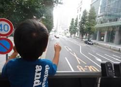 バスにイライラした乗客が乗ってきて、息子に大声で怒鳴った内容とは?